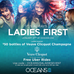All New Ladies Night at the All New Oceans 234