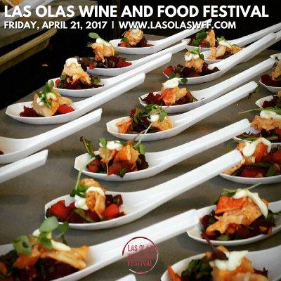 20% Off - Las Olas Wine and Food Festival - #LOWFF