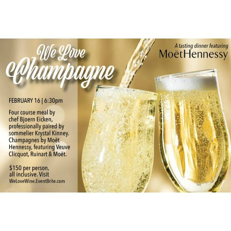 Champagne Dinner at Royal Blues Hotel & Chanson Restaurant