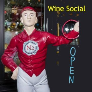Wine Lovers Social at N2 Winebar, Delray Beach