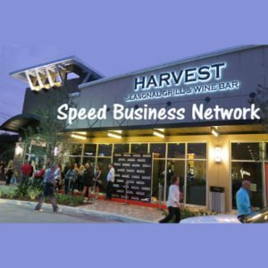 Speed Business Network at Harvest Seasonal Delray Beach