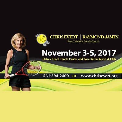 2017 Chris Evert/Raymond James Pro-Celebrity Tennis Classic