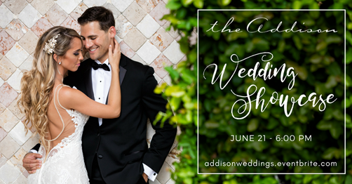 The Addison Wedding Showcase