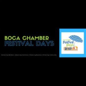 Boca Chamber Festival Days / July 29 - August 31st
