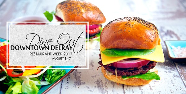Dine Out Downtown Delray Restaurant Week 2017