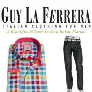 Guy La Ferrera Birthday Sale 30%-60% OFF *