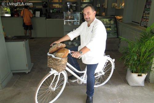 Chef Brian Molloy, Nikki Beach Miami Director of Culinary Operations Nikki Beach Worldwide