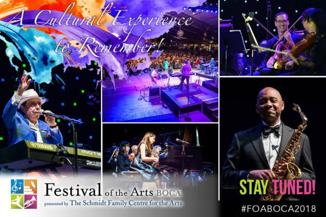 12th Annual Festival of the Arts BOC
