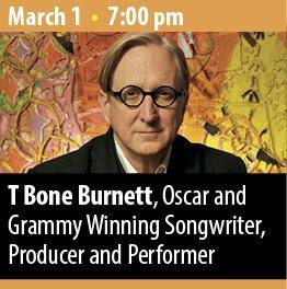 Authors & Ideas: T Bone Burnett, Award winning songwriter