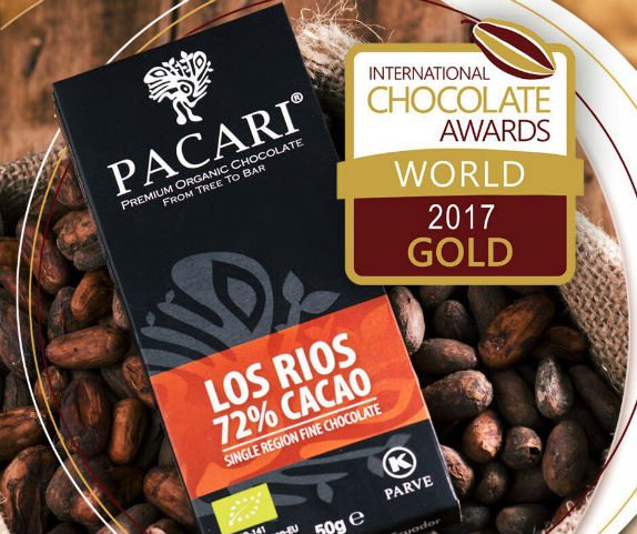 Pacari - Give Award Winning Chocolate for the Holidays!