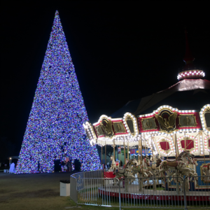 Holiday Fun in Downtown Delray Beach