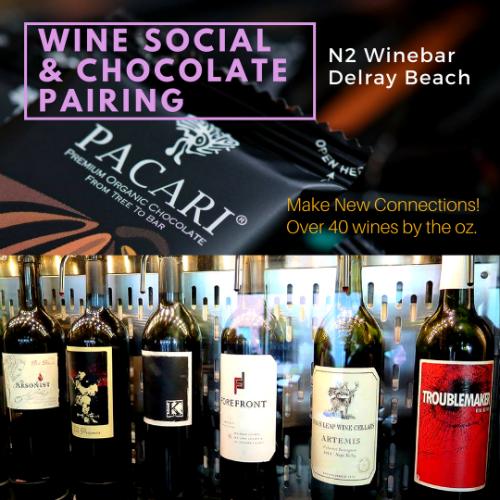 N Wine Bar Delray Beach