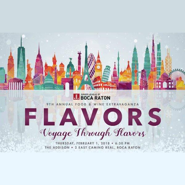 Flavors 2018 - Junior League of Boca Raton