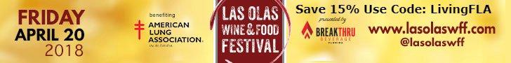 Las Olas Wine & Food Festival - Save 15%