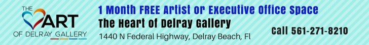 The Heart Of Delray Gallery 1 Month Free