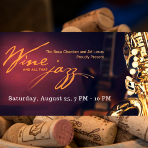 Wine & All That Jazz 2018