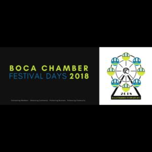 Boca Chamber Festival Days 2018 (BCFD)