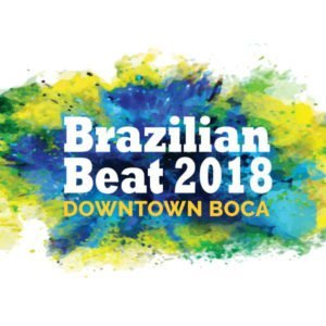 2018 Brazilian Beat with Diogo Nogueira in Mizner Park