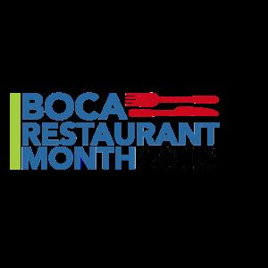 2018 Boca Restaurant Month