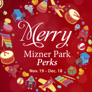 Merry Mizner Park Perks Toy Drive