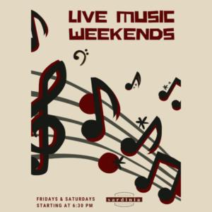Live Music at Sardinia Enoteca Ristorante, Delray Beach