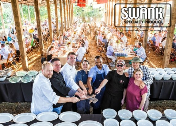 Swank Farms Kick Off Brunch and More