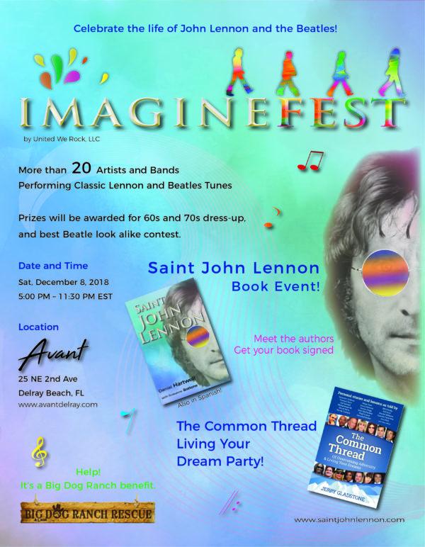 ImagineFest 2018 Avant Delray