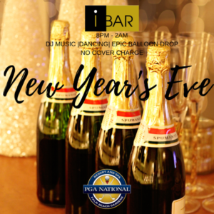 Epic iBAR New Year's Eve Celebration at PGA National Resort & Spa