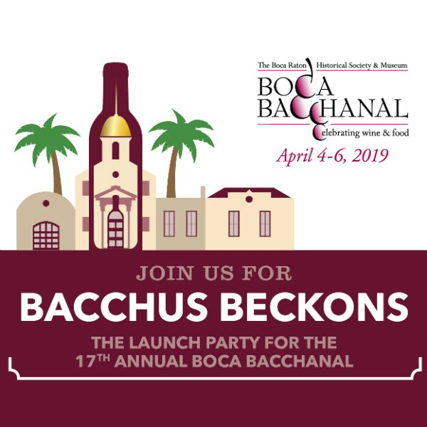 Boca Bacchanal Baccus Beckons