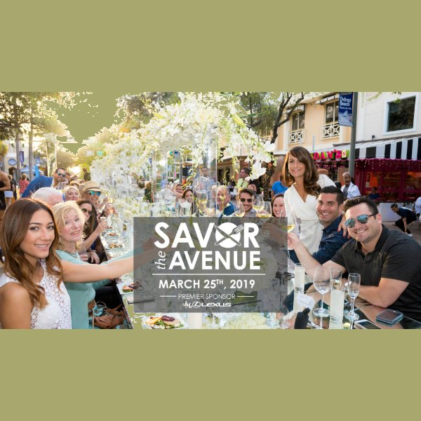 Savor The Avenue 2019, Delray Beach