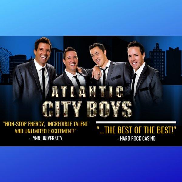 Atlantic City Boys at Mizner Park Cultural Center
