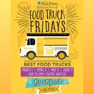 Boca Raton Food Truck Fridays