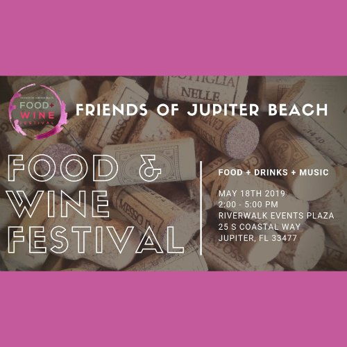 10th Annual Friends of Jupiter Beach Food & Wine Festival