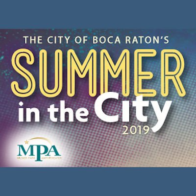 The City of Boca Raton's Summer in the City